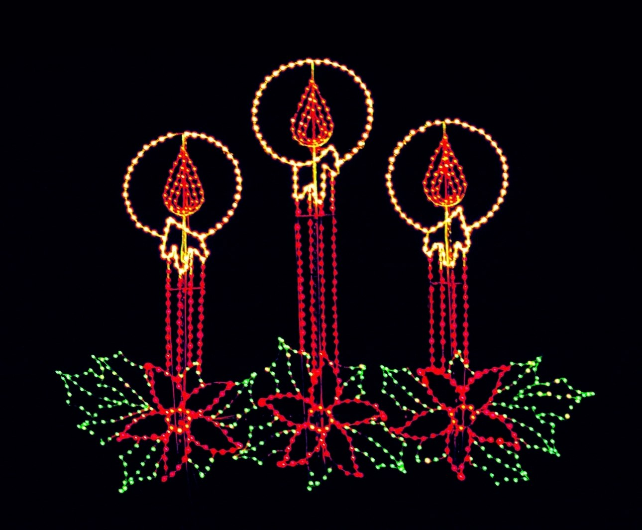 Animated Displays :: Section A | Commercial Christmas Decorations and Displays by Holiday Designs, Inc.